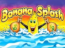 На зеркале казино игры Banana Splash