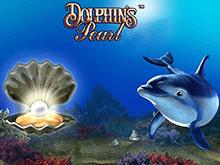 С бонусами игровой автомат Dolphin's Pearl