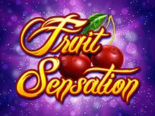 Бонусы для игры в автоматы Fruit Sensation