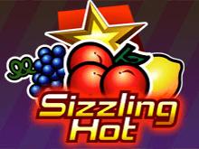 На зеркале казино игра Sizzling Hot