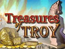 Treasures Of Troy от IGT Slots – игровой автомат на фишки