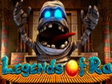 Легенды Ра от Evoplay — играйте в автомат от популярных разработчиков