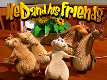 Нед И Его Друзья в Старс Вулкан из коллекции Betsoft