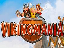 Vikingmania с системой бонусов от разработчиков Playtech
