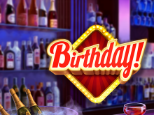 Игровой автомат Birthday